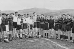 Interzonenspiel gegen Herleshausen - die Mannschaften