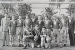 Die Erste Mannschaft 1955