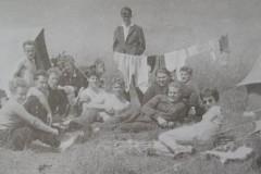 Fußballer in Baabe