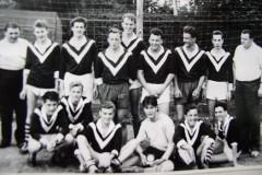 Die Staffelsieger von 1961