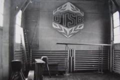 Die große Turnhalle
