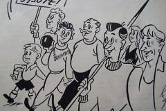Losung: Alle treiben Sport 1964