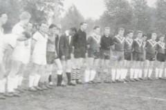 Unsere Mannschaft beim Freundschaftsspiel gegen Kali-Werra Tiefenort 1965