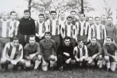 Viertelfinale des FDGB-Bezirkspokals gegen Rot Weiß Erfurt 1966