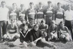 Die Kreismeister und Pokalsieger, Junioren 1968