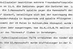 Bericht 1976