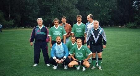Alte Herren 1994 in Rathenow