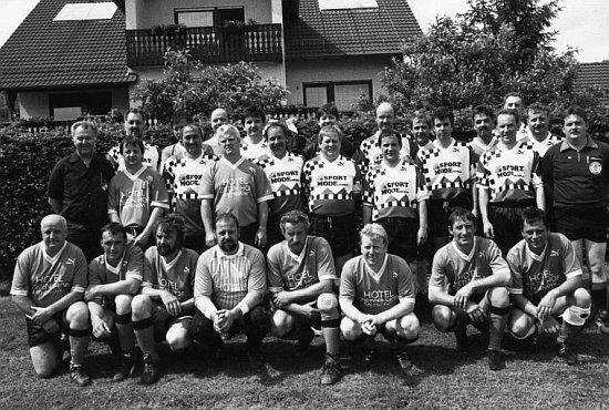 Alte Herren 1996 in Hoheneiche