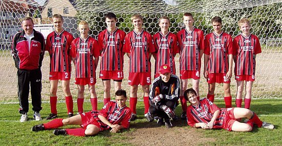 Unsere B-Junioren 2005/2006