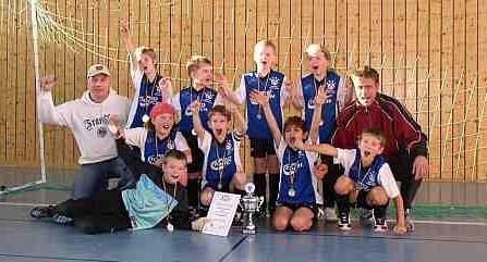 F-Junioren-Hallenkreismeister 2008