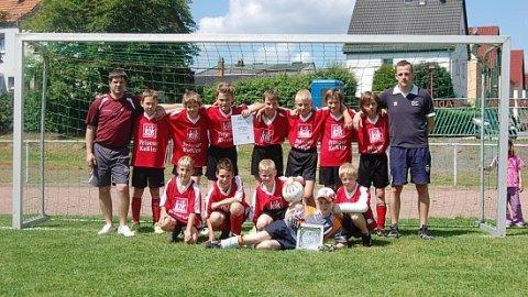 E-Junioren-Kreismeister 2009