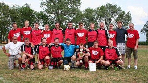 Kreismeister und Aufsteiger in die Regionalklasse