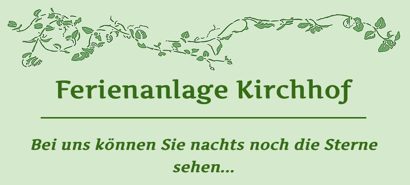 Ferienanlage Kirchhof Sallmannshausen