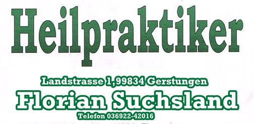 Heilpraktiker Florian Suchsland